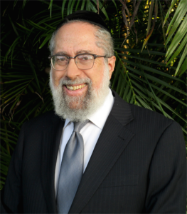 Rabbi Hershel D. Becker